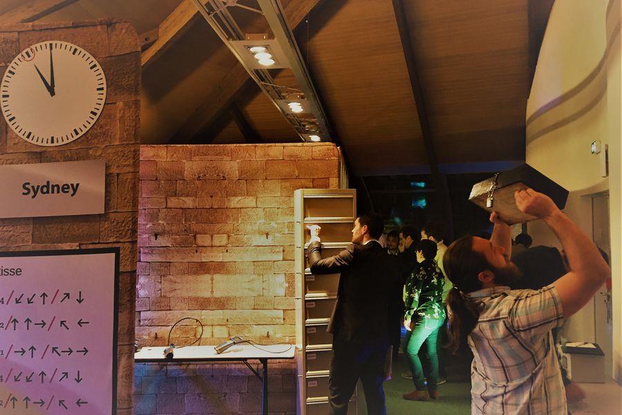 La Terrasse Angers Escape Game sur la Terrasse