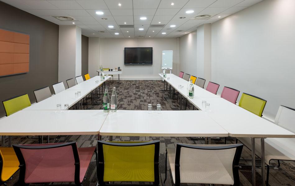 Mercure Toulouse Compans Caffarelli **** Espaces WE - salle de conférence