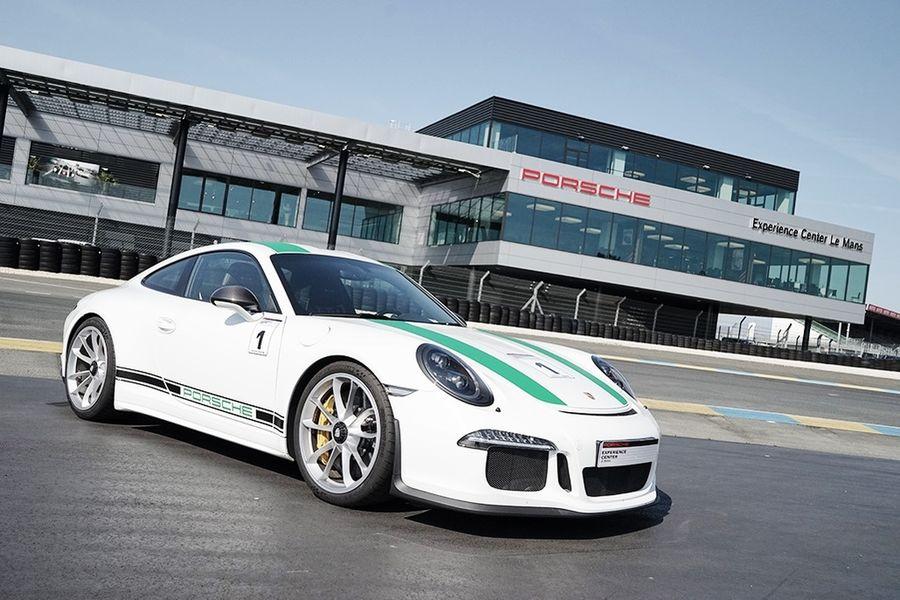 Circuit des 24 Heures du Mans Porsche Experience Center Le Mans