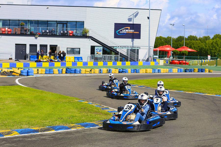 Circuit des 24 Heures du Mans 14