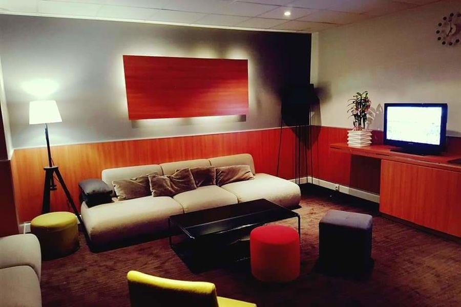 Hôtel Novotel Paris Est **** salon VIP