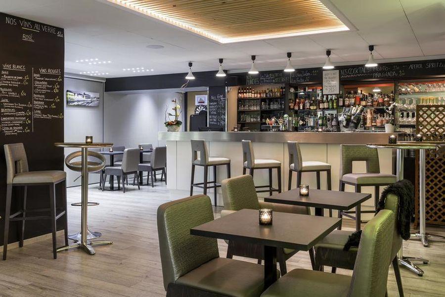 Best Western Hôtel International *** Bar Face Nord