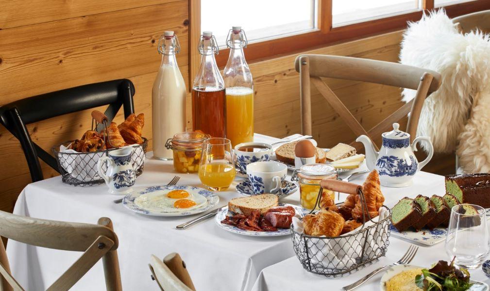 L'Arboisie **** Buffet Petit-déjeuner