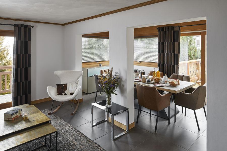 Chalet Hôtel Alpen Valley, Mont-Blanc Suite Mont Blanc