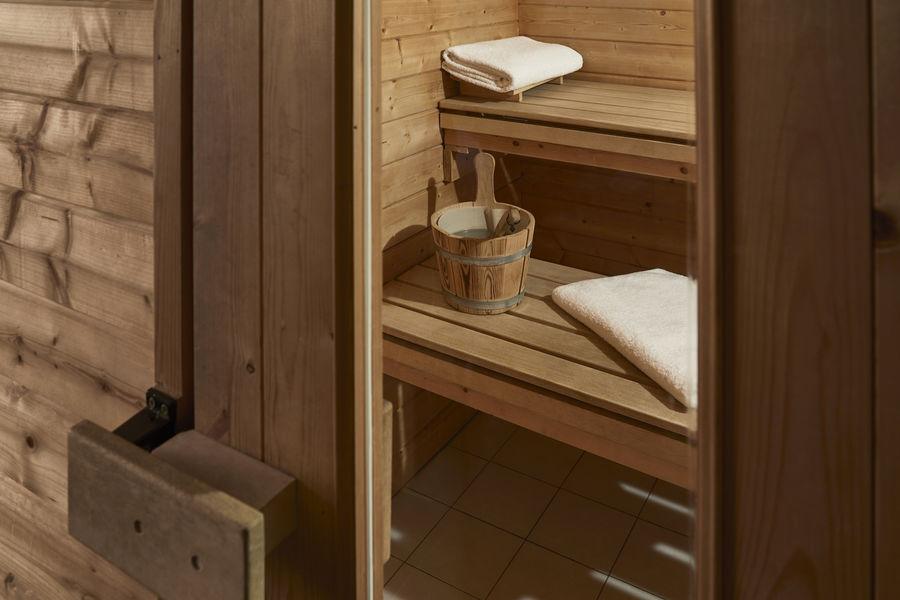 Chalet Hôtel Alpen Valley, Mont-Blanc Sauna