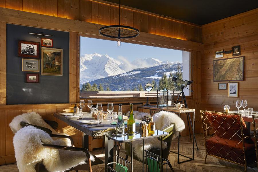 Chalet Hôtel Alpen Valley, Mont-Blanc Le Cellier