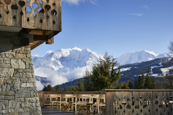 Chalet Hôtel Alpen Valley, Mont-Blanc