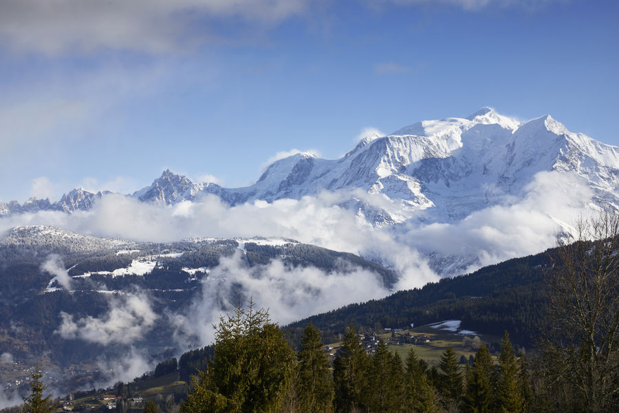 Chalet Hôtel Alpen Valley, Mont-Blanc Vue Mont-Blanc