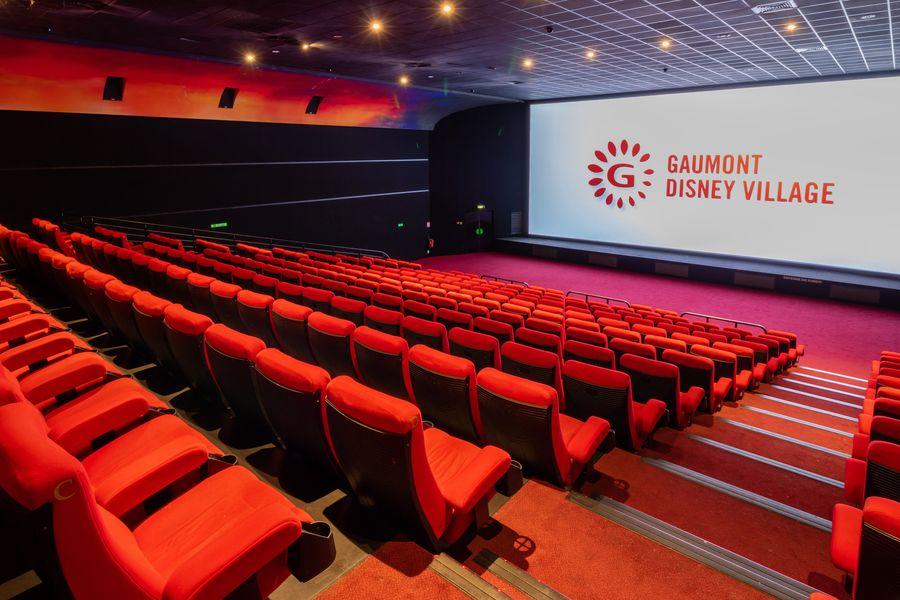 Gaumont Disney Village 22