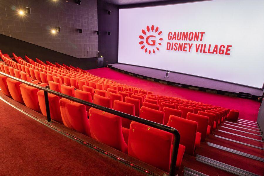 Gaumont Disney Village 18