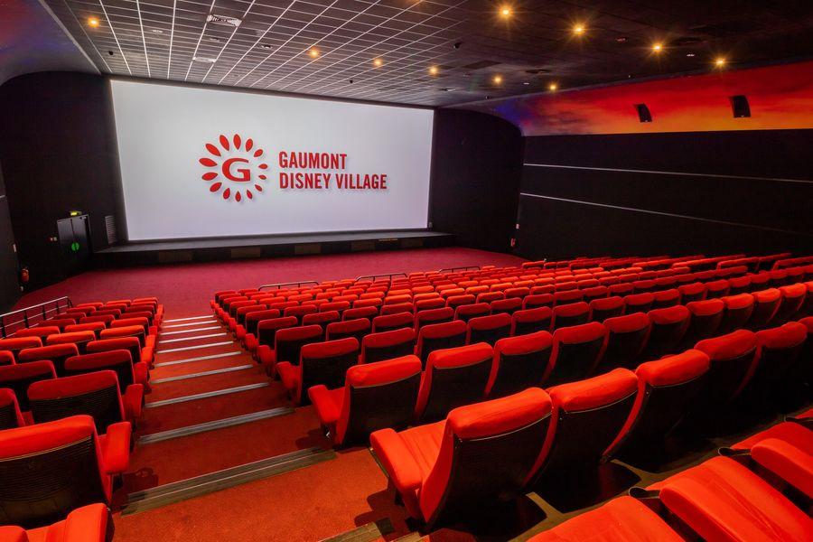 Gaumont Disney Village 24