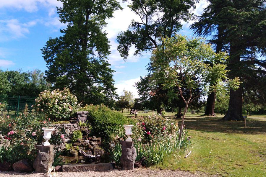 Château de Feligonde Parc