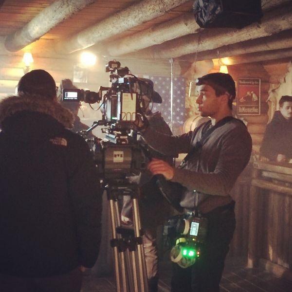 Le RANCH tournage au Ranch