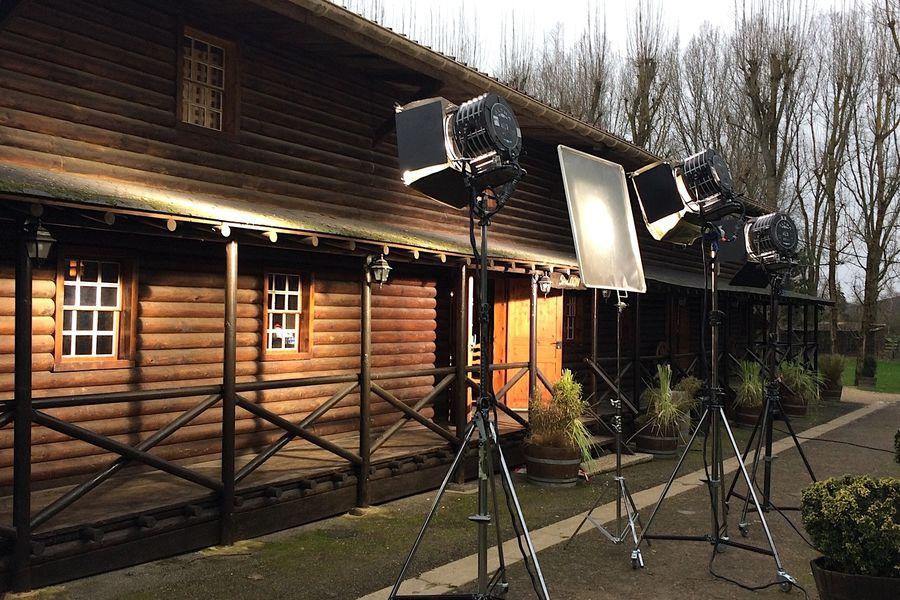 Le RANCH tournage clip