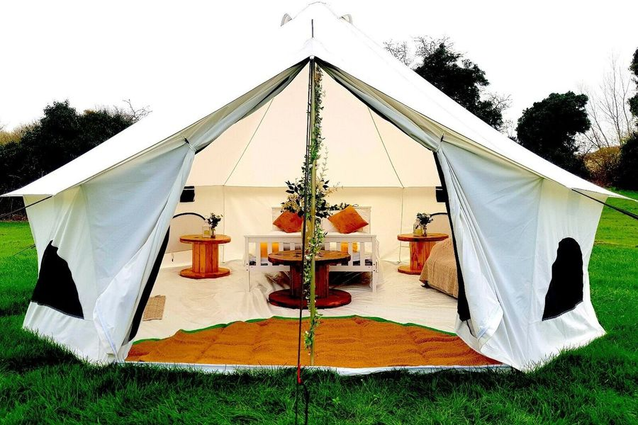 Le RANCH couchages tipis