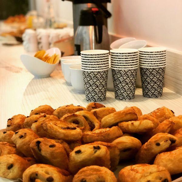 La Galerie petit déjeuner