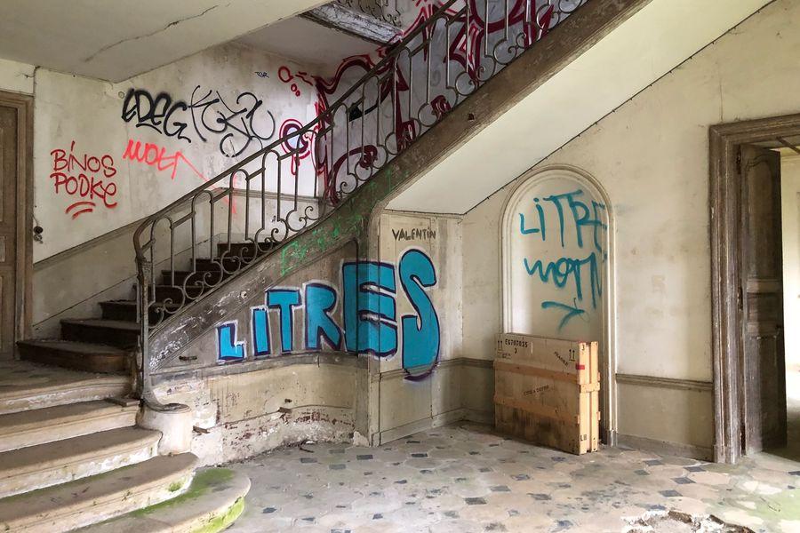 La Galerie salle mystère étage