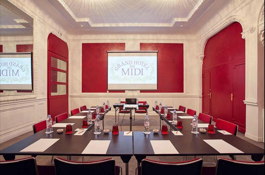 Grand Hôtel du Midi **** 6