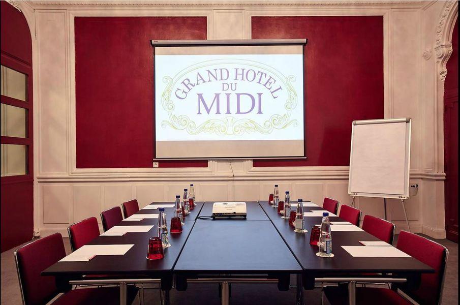 Grand Hôtel du Midi **** 8