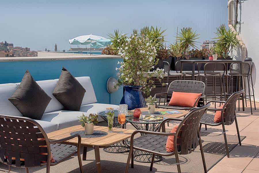 Hôtel NH Nice **** Rooftop Terrace