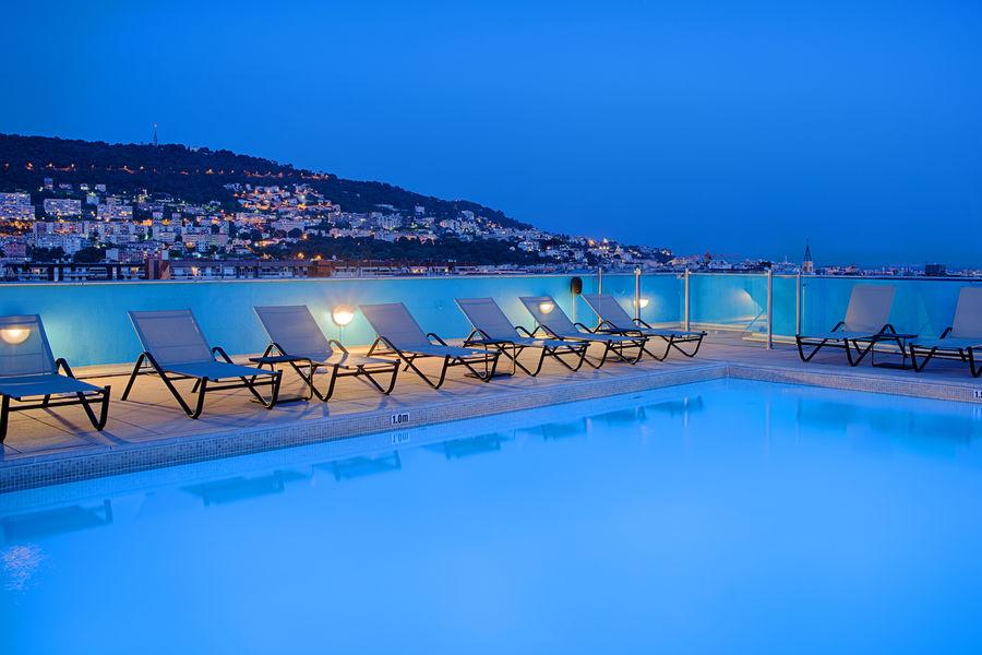 Hôtel NH Nice **** Swimming Pool