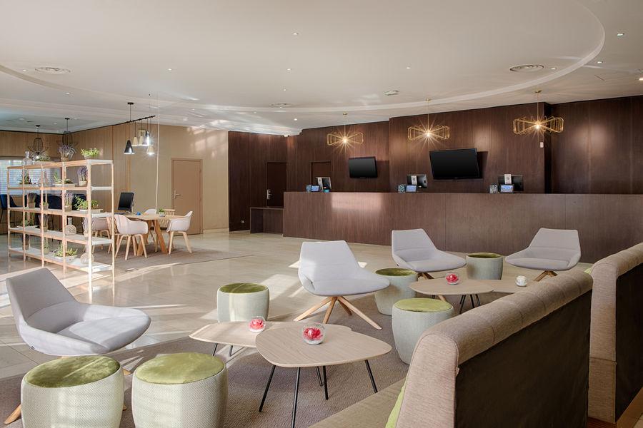 Hôtel NH Nice **** Lobby and Reception
