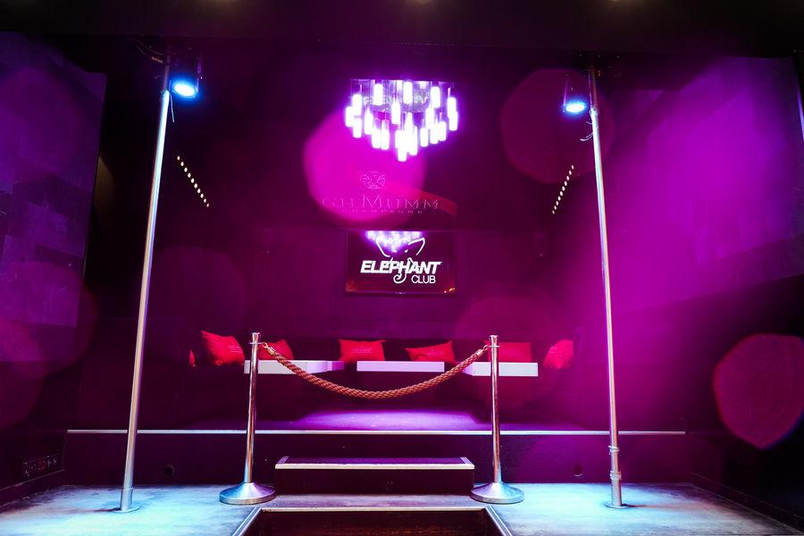 Elephant Club Espace VIP