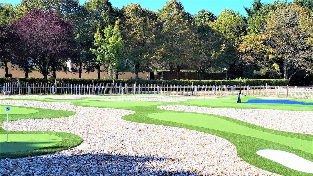Golf de Saint Aubin Mini-golf synthétique