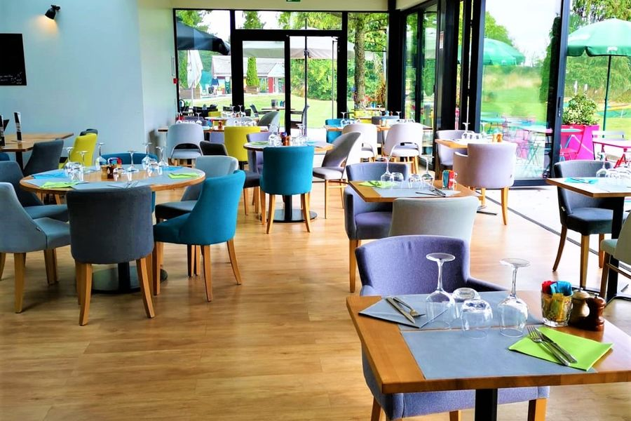 Golf de Saint Aubin Restaurant