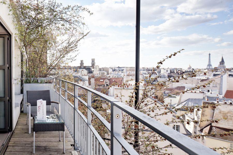Holiday Inn Paris Notre Dame **** Chambre avec balcon