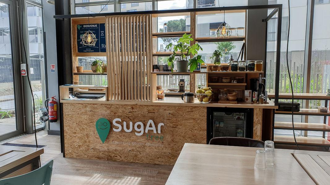 Sugarfree Privatisation espace chaleureux