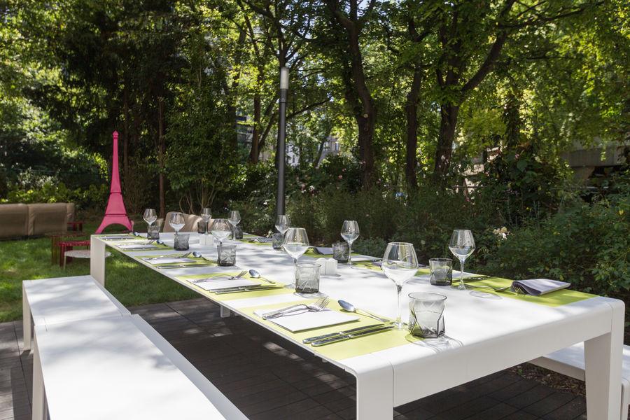 Mercure Paris Centre Tour Eiffel **** Restaurant Le Jardin / Terrasse
