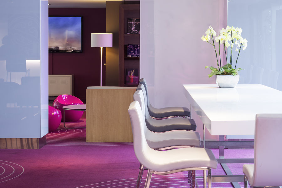 Mercure Paris Centre Tour Eiffel **** Bar Lounge
