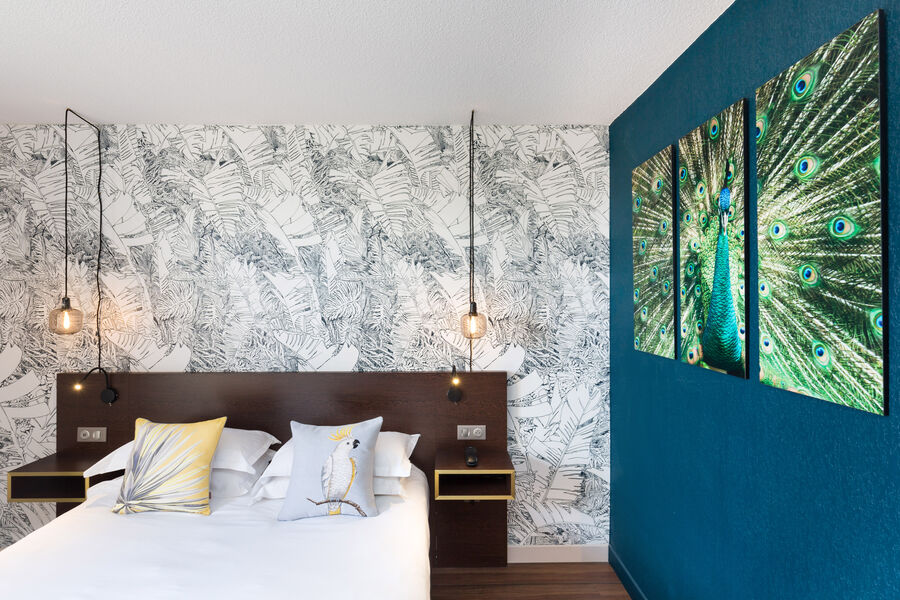 Birdy Hotel By HappyCulture  Chambre