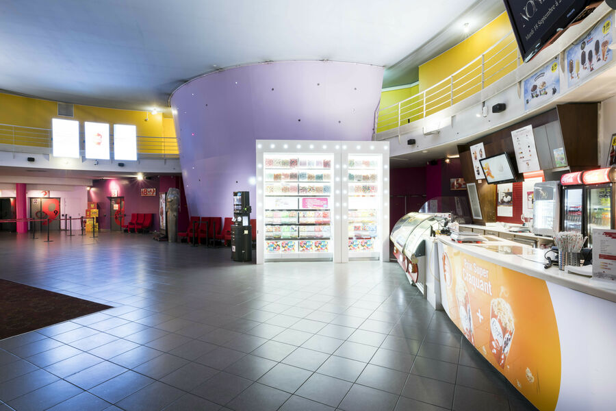 Gaumont Saint Denis 4