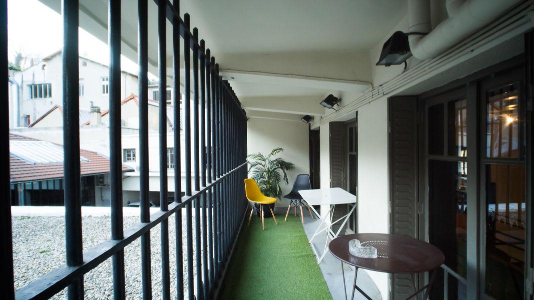 Studio 33 - Business Events Terrasse - 1er étage