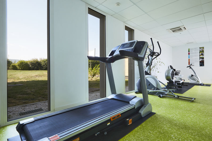 Hôtel Kyriad Clermont Ferrand Sud La Pardieu *** Salle de fitness