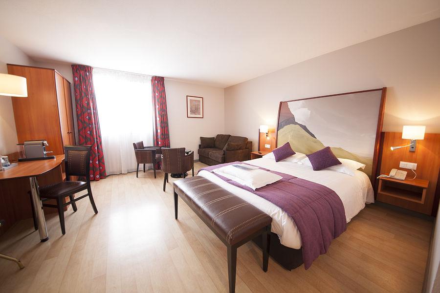 Hôtel Kyriad Clermont Ferrand Sud La Pardieu *** chambre double