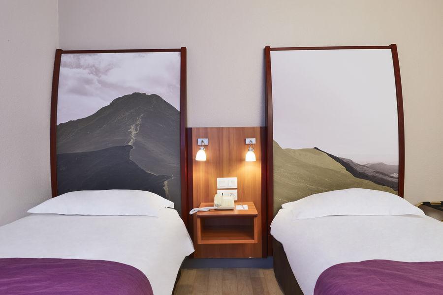 Hôtel Kyriad Clermont Ferrand Sud La Pardieu *** Chambre twin (2 lits séparés)