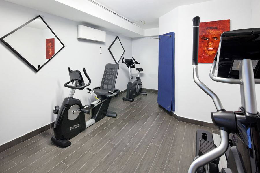 Courtyard by Marriott Paris Boulogne **** Salle de fitness