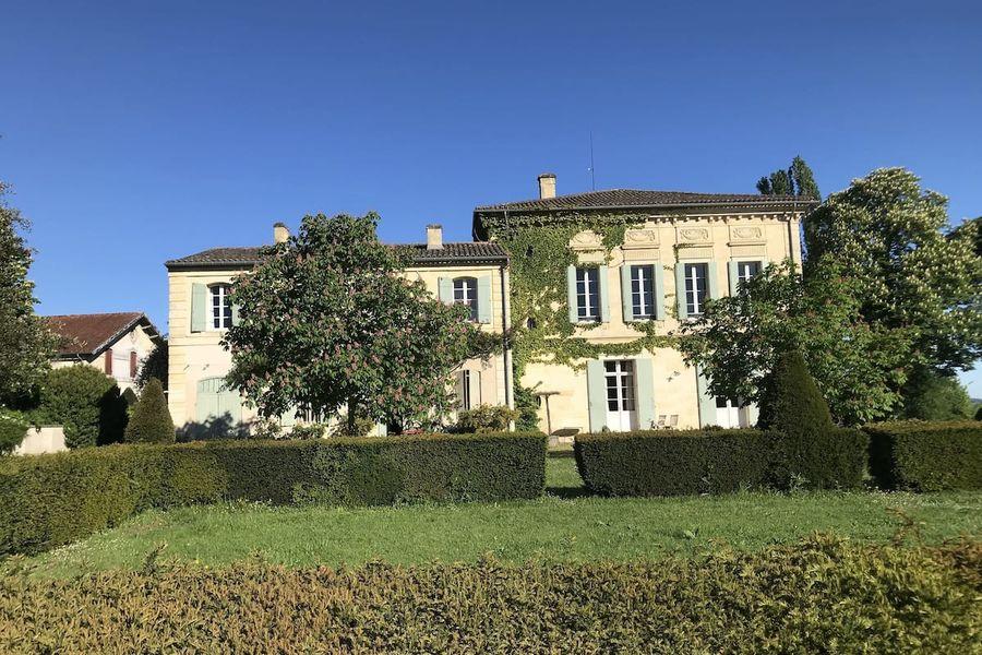 Château Rambaud Extérieur