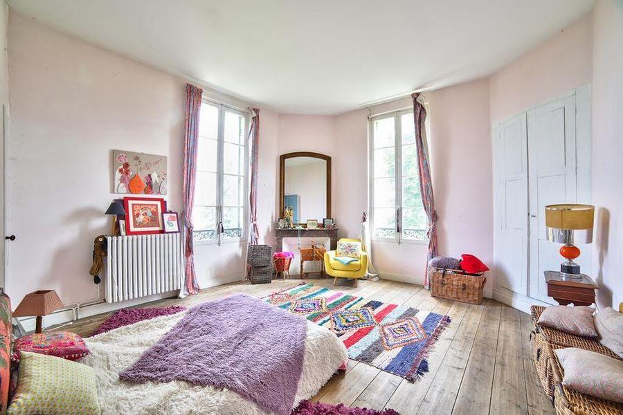 Château Rambaud Chambre