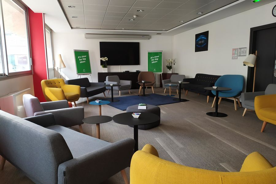 Holiday Inn Paris - Versailles - Bougival 19