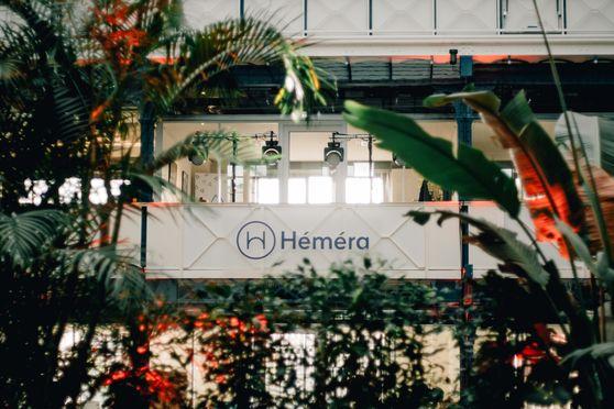 Explorez la Halle Héméra
