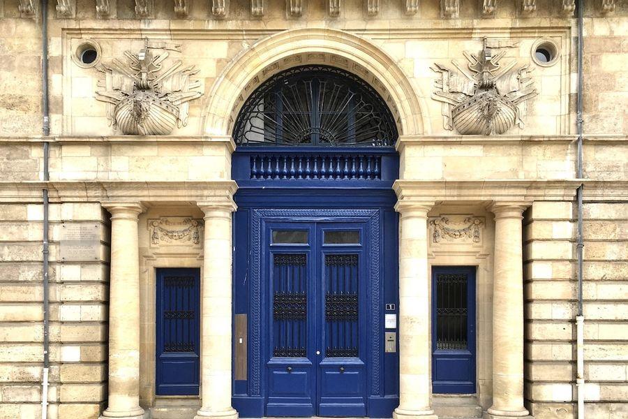 Hôtel Fenwick Entrée de l'Hôtel Fenwick