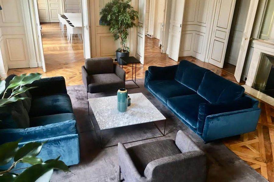 Hôtel Fenwick Salon Médoc pour un temps de détente