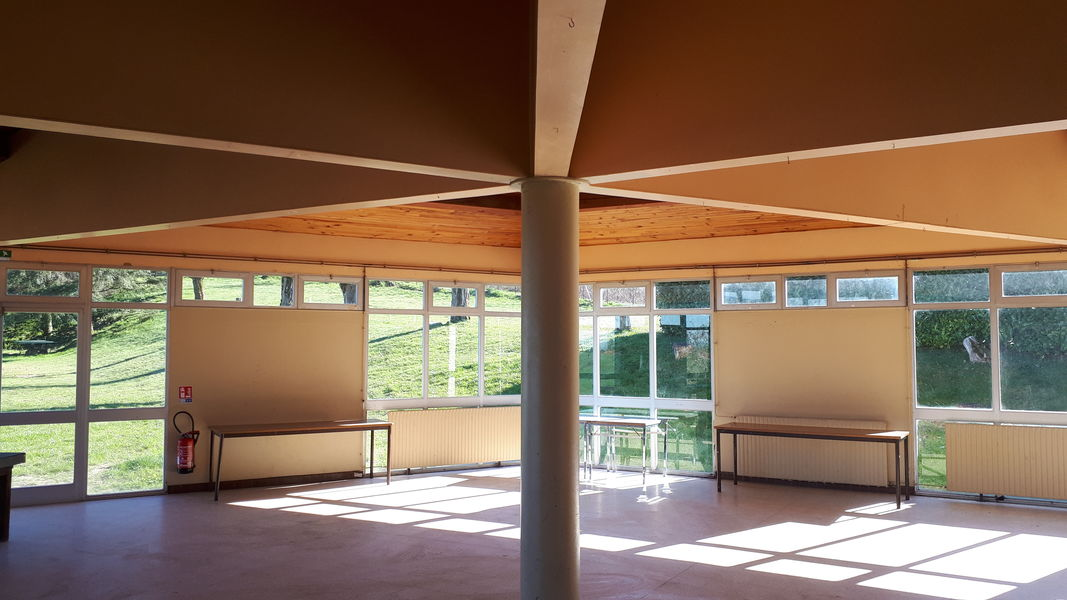 Gîte Les Sylvageois Salle Rotonde