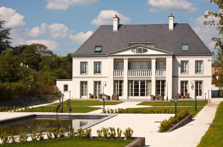 Hôtel La Ramade **** Villa Madile