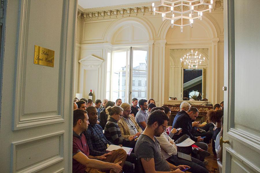 Hôtel Fenwick Le Salon privatisé pour un séminaire