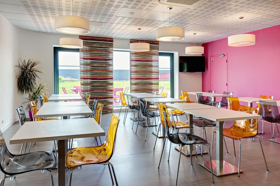 Brit Hotel Les Sables d'Olonnes – Vendée Mer Brit Hotel Les Sables d'Olonnes – Vendée Mer - Salle de petit déjeuner